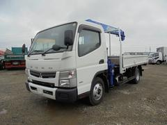 キャンター未稼働車 タダノ4段 TKG−FEB50