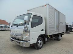 キャンター未稼働車 パブコ製 サイド扉 TPG−FEB50