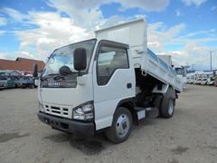 エルフトラック新明和 自動シート 切替4WD PB−NKS81AN
