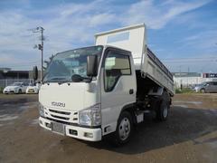 エルフトラック未稼働車 新明和 手動シート TPG−NKR85AD