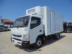 キャンター冷蔵冷凍車 東プレ低温 サイド扉 TPG−FEB50