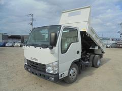 エルフトラック2tダンプ 手動シート TPG−NJR85AD
