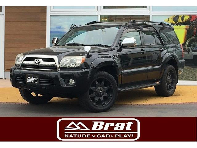Photo of TOYOTA HILUX SURF SSR-X LIMITED / used TOYOTA
