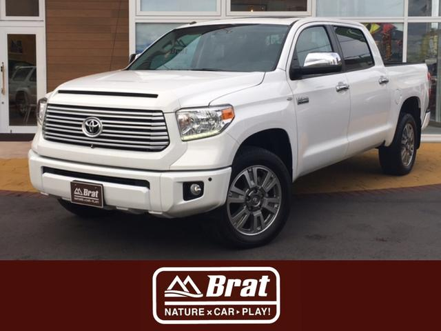 Photo of AMERICA_TOYOTA TUNDRA CREWMAX PLATINUM / used AMERICA_TOYOTA