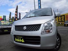 ワゴンRFX4WD外ナビTV新品アルミ新品タイヤABSシートヒーター