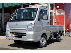 キャリイトラックKCエアコン・パワステ 4WD 未使用車 オートマ