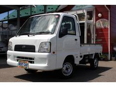 サンバートラックTB 4WD エアコン 運転席エアバック
