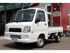 サンバートラック4WD エアコン 運転席エアバック