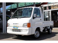 サンバートラックTC−SC 4WD オートマ エアコン パワステ