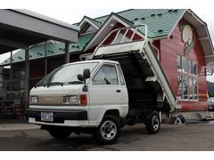 タウンエーストラック4WD ダンプ ワンオーナー車