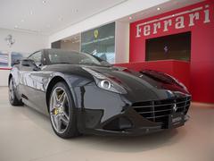 フェラーリ カリフォルニアTD車 試乗車 ハンドリングスペチアーレPKG F&Rカメラ