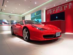 フェラーリ 458イタリアD車 カーボンパーツ インテリアカラーレザーオプション仕様