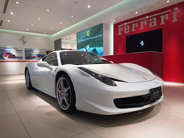 フェラーリ 458イタリア D車 ...