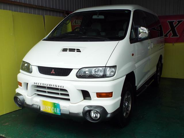 三菱 シャモニーハイルーフディーゼルターボ4WD