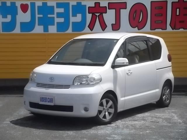 トヨタ 150r Gパッケージ SDナビ フルセグTV ワンオーナー