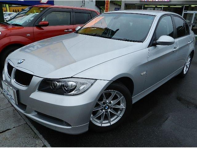 BMW 3シリーズ 320i ワンオーナー ETC HID (車検...