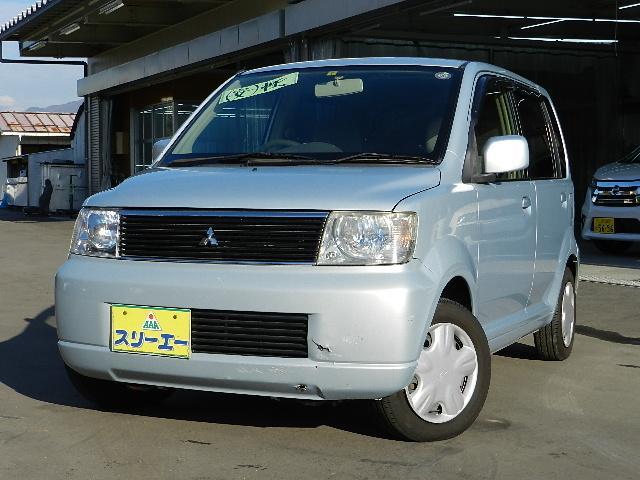 三菱 eKワゴン M ベンチシート (車検整備付)