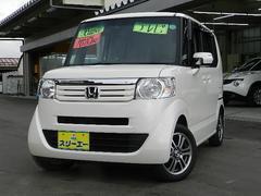 N BOXG・Lパッケージ CVT車 社外SDナビ ワンセグTV