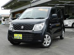 ワゴンRFX 4WD アイドリングSTOP シートヒーター