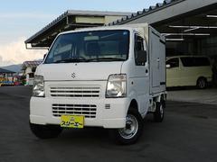 キャリイトラック特装車 中温冷凍車 1WAY 4WD
