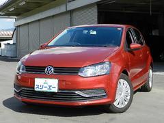 VW ポロTSIコンフォートライン ブルーモーションテクノロジー