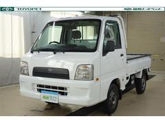 サンバートラックTB 4WD エアバック エアコン MT