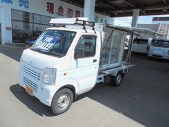 キャリイトラック 移動販売車冷蔵冷凍4WD(スズキ)