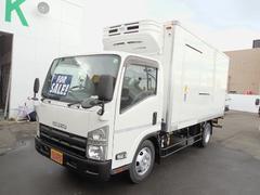 エルフトラック2.95tワイドロング冷凍冷蔵車−30℃設定