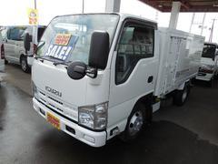 エルフトラック2tディーゼル冷蔵冷凍車−30℃設定