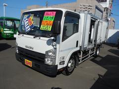 エルフトラック3tディーゼル冷蔵冷凍車−30℃設定