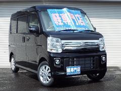 エブリイワゴンPZSPターボ 届出済未使用 4WD RBSESP付 ハイR