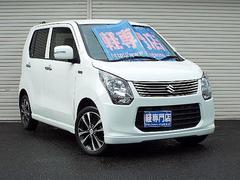 ワゴンR20周年記念車エネチャージRBSESP付HID CD AW付
