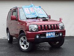 ジムニーワイルドウインドターボ 4WD