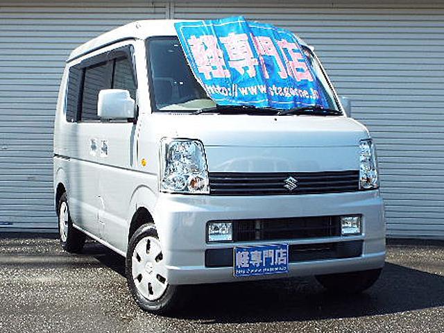 スズキ JPターボ 4WD ハイR CD キーレス シートヒーター