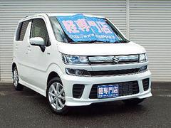 ワゴンRFZ 届出済未使用車 4WD ハイブリッド CVT ESP付