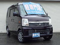 エブリイワゴンJPターボ 4WD ハイR CD キーレス シートヒーター付