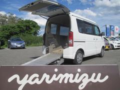 エブリイワゴンウィズ車椅子移動車 後席付 4WD