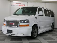 GMC サバナエクスプローラーLTD SE AWD 自社新車並行 1オナ