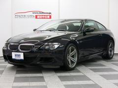 BMW M6SMG 黒総革INT 専用19AW カーボンルーフ RHD