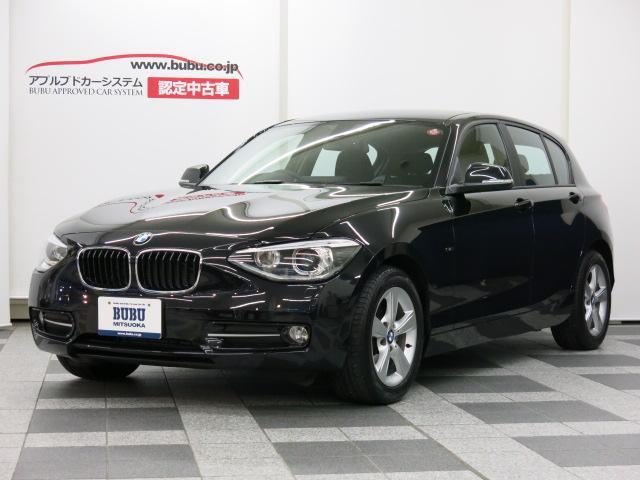 BMW 1シリーズ 116i スポーツ 専用スポーツS 純正HDD...