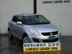 スイフトXG 4WD 社外ナビ 1年保証付き