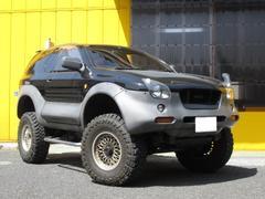 ビークロス4WD リフトアップ マッドタイヤ CD AUX入力付