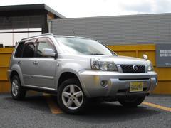 エクストレイル4WD X 純正15AW ABS Wエアバック