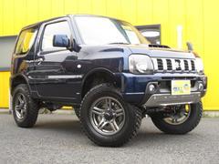 ジムニー4WD XG 新品リフトアップ 新品マッドタイヤ