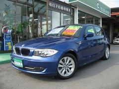 BMW116i 正規ディーラー車 純正CD 純正AW