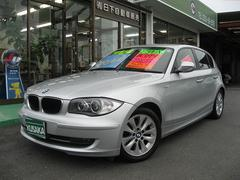 BMW116i 正規ディーラー車 メモリーナビTV CD HID