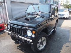 ジムニーワイルドウインド 4WD リフトアップ