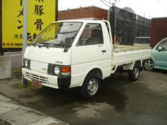 バネットトラックロングDX 三方開 4WD