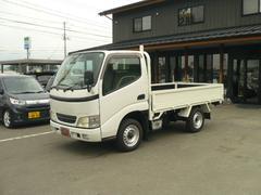 ダイナトラックシングルキャブ 木製高床 4WD 積載1.2t