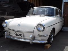 VW タイプIIIローダウン 左ハンドル 社外ホイール